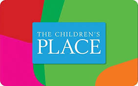 children s cards the children s place gift cards e mail delivery