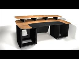 Recording Studio Desk Design by Mybigdesk Studio Furniture London 2013 Youtube