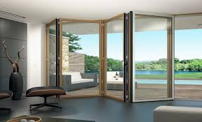 bifolding glass doors sunflex fold and slide systems by modernfoldstyles