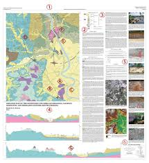 map of columbia south carolina south carolina geological survey