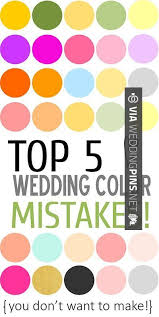2017 color combinations pictures on summer wedding colors 2017 wedding ideas