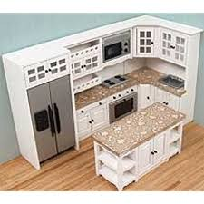 dollhouse furniture kitchen modern dollhouse furniture