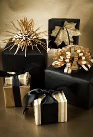 gold gift wrap black and gold gift wrapping gift wrapping diy products bags