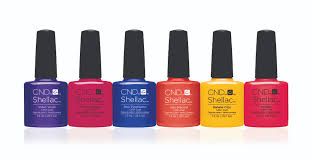 review nail trend 2016 2017 2018 colors shades cnd u0027s new