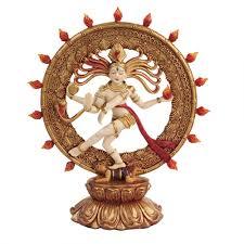 shiva nataraja lord of dancers hindu 9 inch statue indian gods