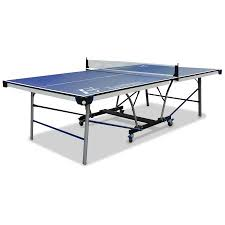 2 piece ping pong table eastpoint sports eps 3200 2 piece table tennis table 18mm top