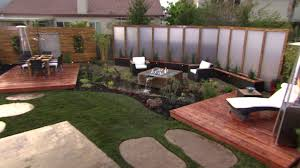 Backyard Concrete Ideas How To Build A Floating Deck How Tos Diy