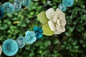 flower wedding garland