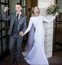 lds wedding dresses mormon wedding gowns temple approved wedding