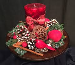 country christmas centerpieces country christmas centerpiece best of nature llc