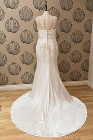 wedding dress size 16 enzoani designer wedding dress oak tree brides