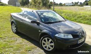 used renault megane ii cabriolet your second hand cars ads