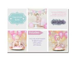 gift voucher photoshop template digital download editable