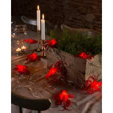 Red Heart Fairy Lights by Crayfish Lobster Led Fairy String Lights Hurn And Hurn