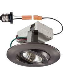 commercial electric recessed lighting huge deal on commercial electric recessed lighting 4 in bronze led