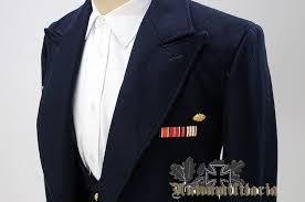 ww2 german kriegsmarine blue mess dress tunic on unionmilitaria