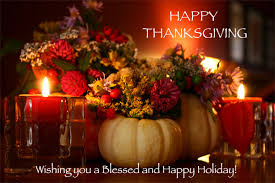 Happy Thanksgiving And Happy Holidays Happy Thanksgiving