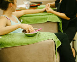 top 10 nail salons in dallas tx manicure