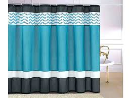 Teal Colored Shower Curtains Teal Colored Curtains Size Of Blue Curtains With Regard To