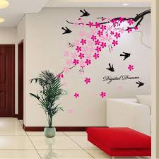 Wall Decorations For Bedrooms Excellent Ideas Wall Decor Stickers For Living Room Classy Idea