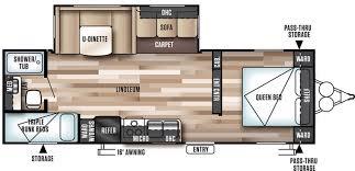 Catalina Rv Floor Plans 2017 Forest River Sandpiper Destination 401flx Riceville Ia