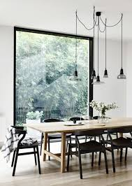 Black Wooden Dining Table And Chairs Best 25 Black Chairs Ideas On Pinterest Dining Area Accent