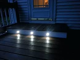 Step Lights Led Outdoor Step Lights Lot Outdoor Led Stairs Recessed Wall Light Led Step