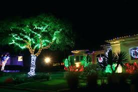 led outdoor lights white wire warm tree fold flat home