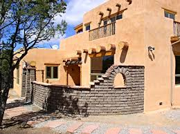 pueblo style house plans sunwood design building