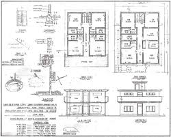 House Plans With Elevations And Floor Plans Building Drawing Plan Elevation Drawing House Plans Home Design