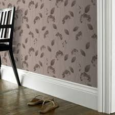 dulux blossom wallpaper almond from homebase co uk close up