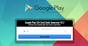 free gift card code play gift card free code generator android ios 2018 10