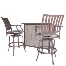 High Table Patio Furniture Furniture Awesome Slatted Teak Bar Table Design With Stool Chairs
