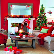 bathroom endearing modern living room christmas decorating ideas