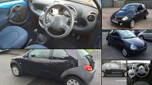 2004 ford ka news reviews msrp ratings with amazing images