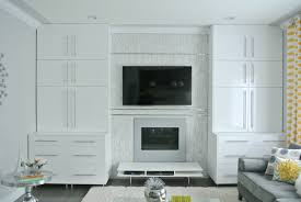 ikea kitchen cabinets used in a living room interior home page