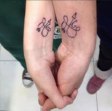 52 shocking couples tattoos ideas and images 2018 piercings models