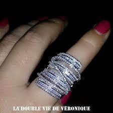 big silver rings images Avant garde big stripe 925 sterling silver ring new clevers rings jpg