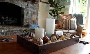 candle centerpieces for tables coffee table massive candle centerpieces with tray coffee tables