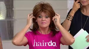 updated flip hairdo hairdo modern mid length modern flip on qvc youtube
