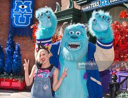 Monsters Inc Halloween by Gwen Stefani Celebrates Halloween Time At Disneyland Resort Photos