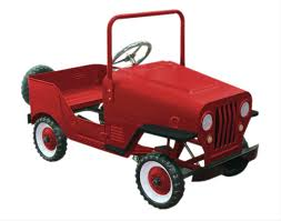 jeep toy car four by four pedal car 9604 free shipping on orders over 99 at