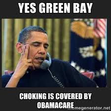 Anti Obamacare Meme - green bay packers memes funniest packers memes on the internet
