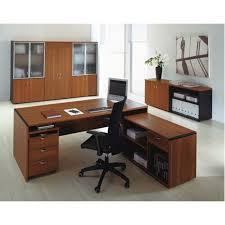 meuble bureau meuble du bureau bureau avec rangement eyebuy