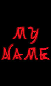 my name neon live wallpaper google play store revenue u0026 download