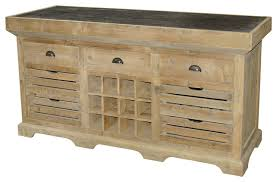 reclaimed kitchen island jean country reclaimed pine blue kitchen island