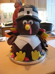 23 awesome thanksgiving turkey cake designs walyou