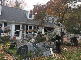 Halloween Home Decorating by Parks U0026 Recreation Wellesley Ma