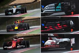 mercedes and f1 technical focus how mercedes bull compare in