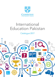 international pakistan catalogue 2017 by cambridge university
